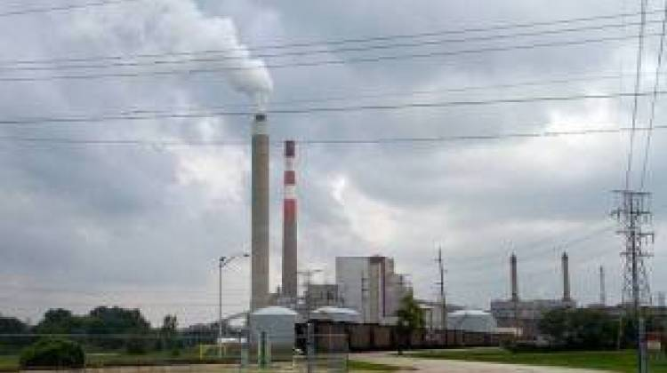 What To Do With Indianau0027s Coal Ash? Indianapolis Power And Light ... Photo
