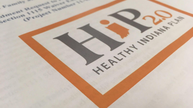 Indiana Extension Of HIP Approved For 10 Years