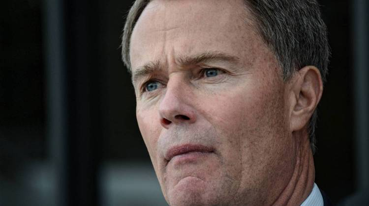 Hogsett Calls For Unity, Help As He Becomes Indianapolis' Next Mayor