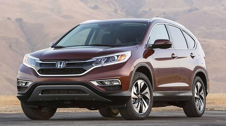 Honda Will Move CR V Production To Greensburg Plant