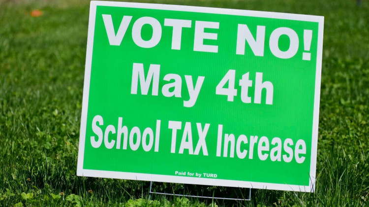 The Only Indiana School Referendum On Ballots This Spring Fails To Win Voter Approval