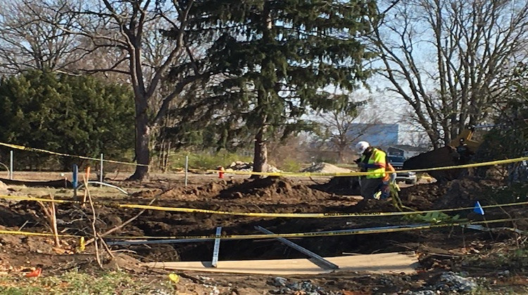 Uncertainty For Graves At Central State Hospital Site
