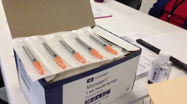 Indiana Attorney General Clashes With CDC Over Syringe Exchange Data