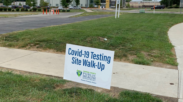 Marion County COVID Testing Sites To Move