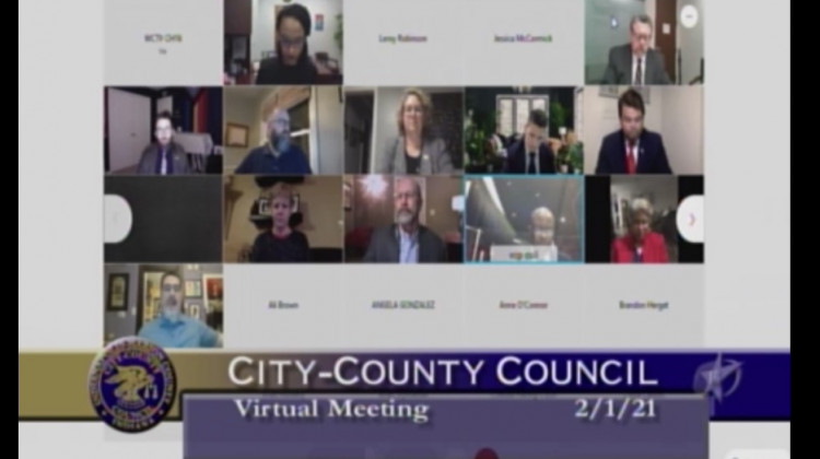Council Approves COVID Funds, Conversion Therapy Ban And Appointments