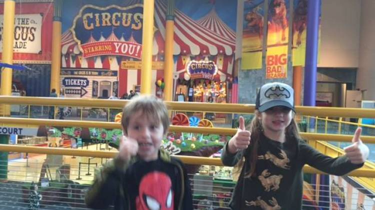 The Circus Arts Featured At Children's Museum