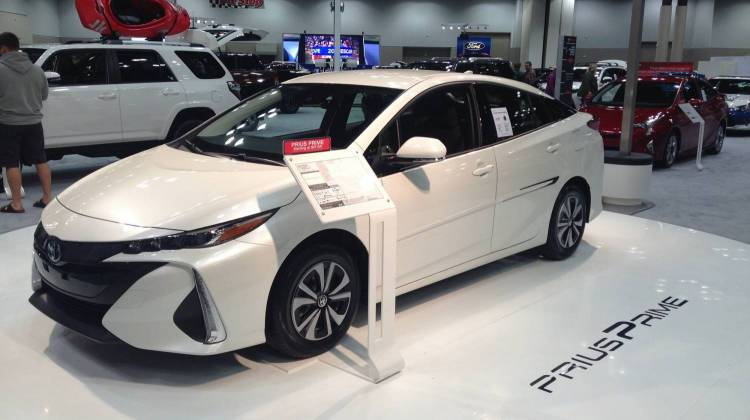 Five Things To See At The Indianapolis Auto Show - Car show in indianapolis this weekend