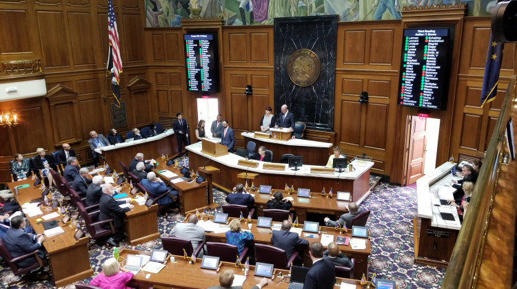 Indiana House approves school safety funding