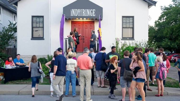 IndyFringe Opens With Outdoor Performances