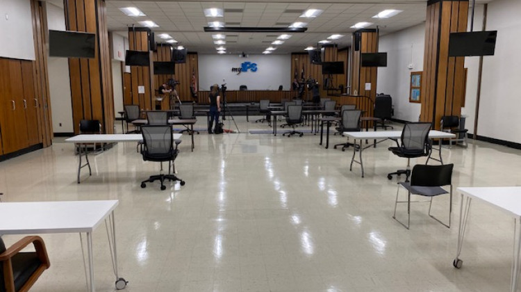 IPS Board Meets In Empty Room, Approves Restarts, Prepares For Uncertain Future