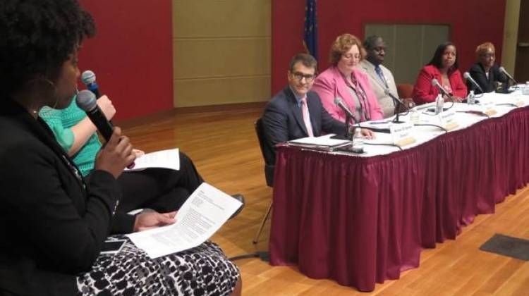 IPS School Board Incumbents Defend Policies Against Challengers In Forum