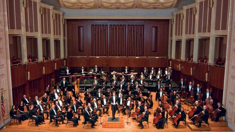 Indianapolis Symphony Orchestra Earns 1 Of 4 Festival Spots