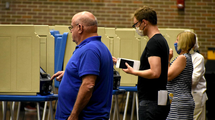 Indiana Voter Registration Deadline For 2020 Fall Election Is Oct. 5