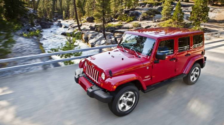Jeep Wrangler Unlimited Sahara Ready For Malls, Trails