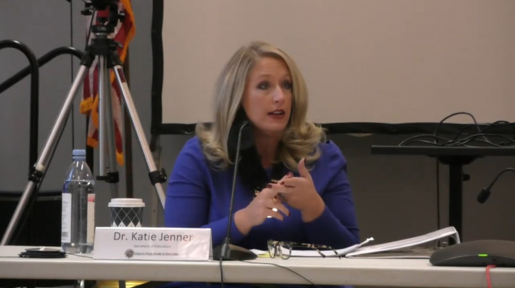State Ed Board Considers A-F School Grade Overhaul, Jenner Voted In As Chairperson