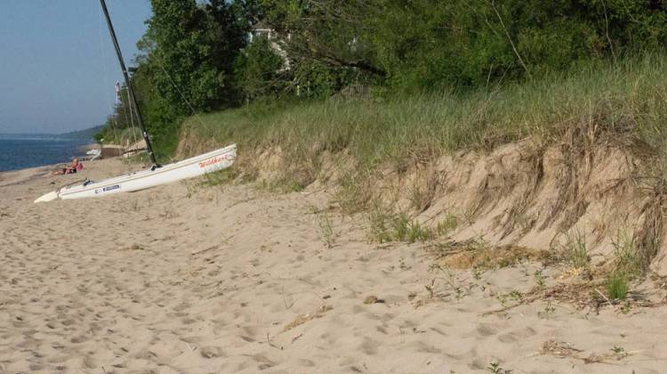 Court Rules Lake Michigan Shoreline Is Public Property