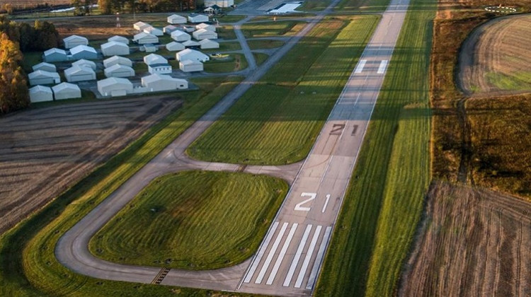 The largest of the grants announced Monday was more than $1 million to Madison Municipal Airport to install perimeter fencing. - Madison Municipal Airport/Facebook
