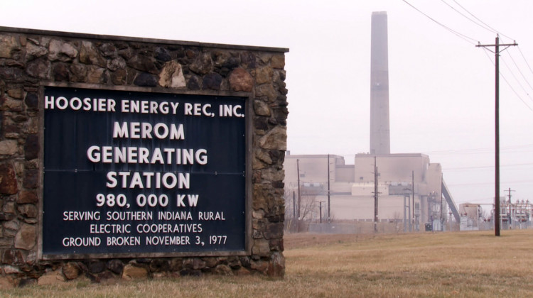 New College Certificate Program Aimed At Retraining Coal Plant Workers