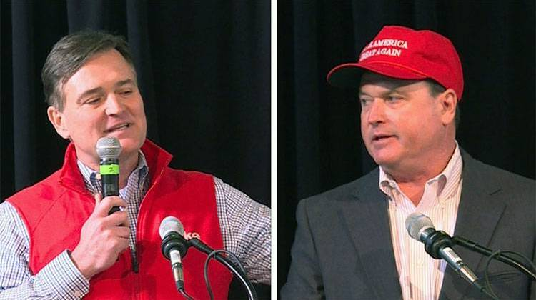 GOP hopefuls Messer, Braun file for Indiana's US Senate race