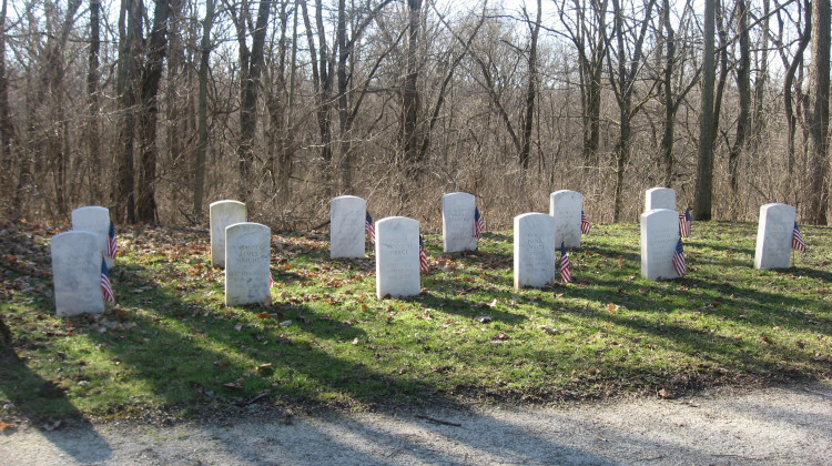 Vandalism Damages War of 1812 Memorial In Northern Indiana