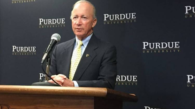 Purdue Grant Aims To Cover Tuition Gap Left By Financial Aid