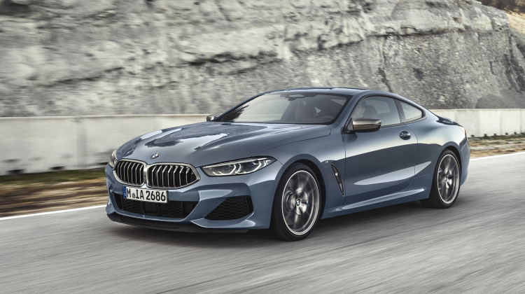 Elegant 2020 BMW 840i Knows How To Butter Your Rolls