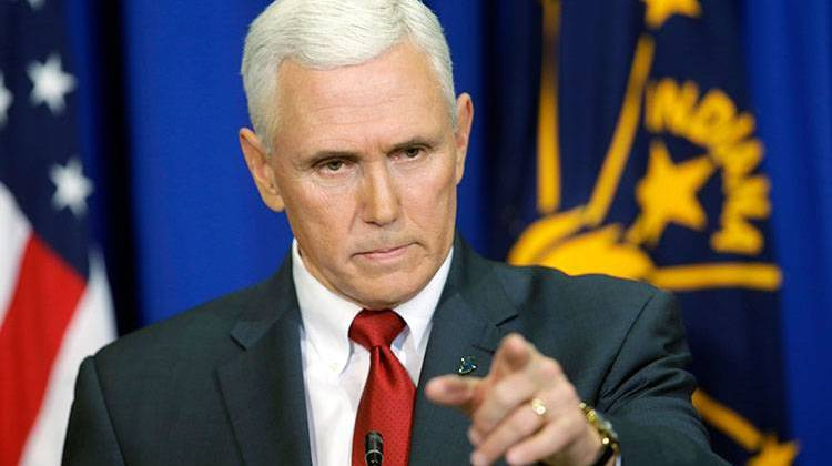 Emails: Conservatives Slammed Pence In 2015 For Changing Law