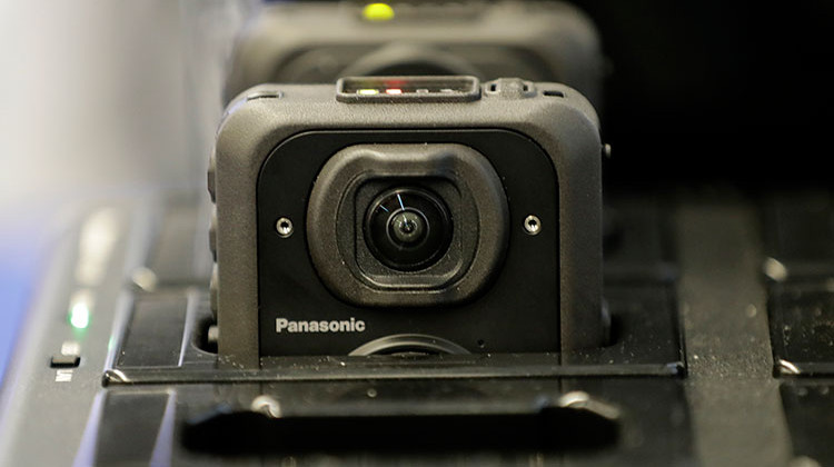 Indianapolis Police Chief Says Body Cameras A Top Goal