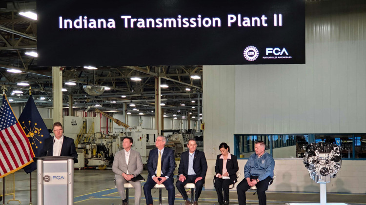 Pandemic Slows Reopening Of Fiat Chrysler Factory In Indiana