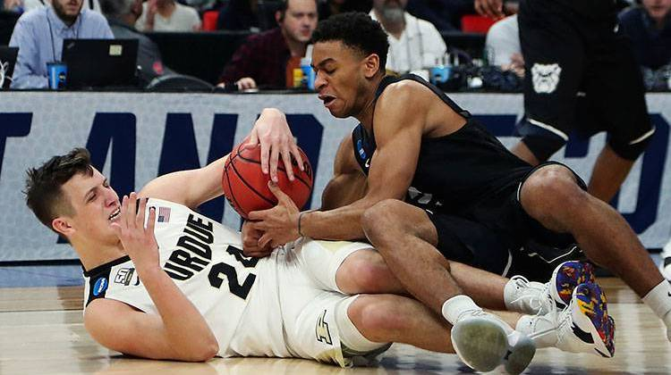 Purdue Holds Off Butler 76-73 For Trip To Sweet 16