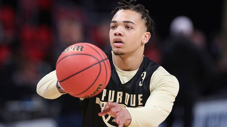 Purdue Set For NCAA Opener After Steady Success In Big Ten