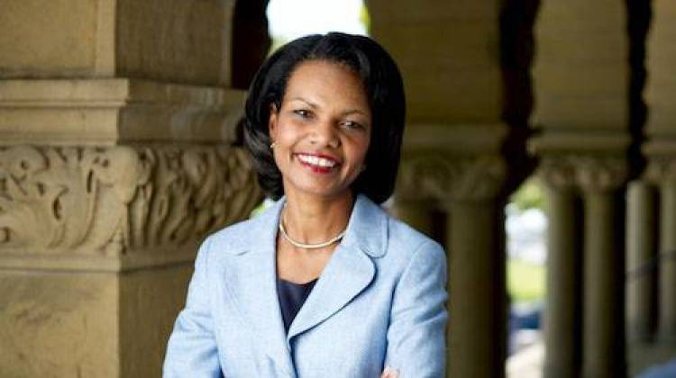 essay on condoleezza rice Essay title: condoleeza rice condoleezza rice at this point in time the name and image of condoleezza rice is commonplace among the majority of informed americans.