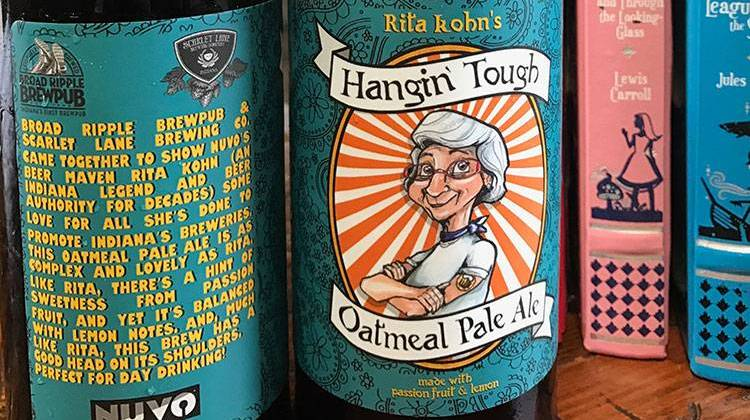 New Craft Brew Honors One Of Indiana's Foremost Female Beer Experts