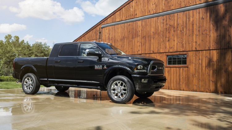 2019 Ram 2500 Limited Is A Pretty Boy With A Shovel In His Hands