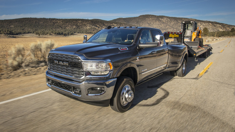 2019 Ram 3500 Can Do Anything You Want