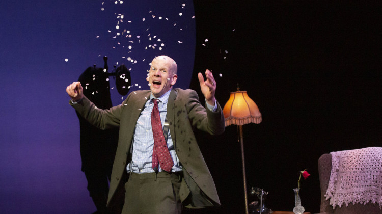 The Indiana Repertory Theater Livestream For The Holidays: 'This Wonderful Life'