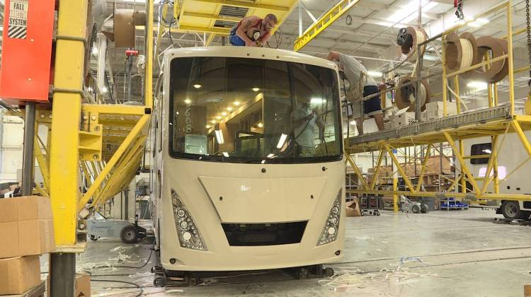 In Elkhart, Post-Recession RV Sales Boom Strains Workforce
