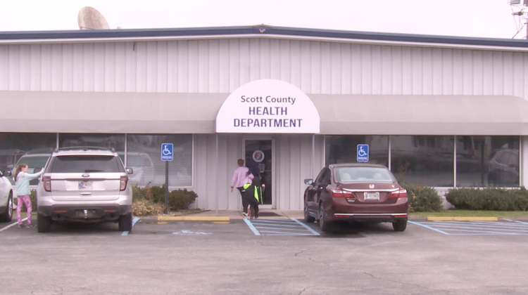Scott County Health Officials: Communication, Messaging Key To Curbing COVID-19 Spread