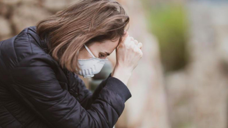 How COVID-19 May Make Mental Health Problems Worse This Winter