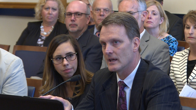 Water Task Force Hears About Funding Options, Water Affordability