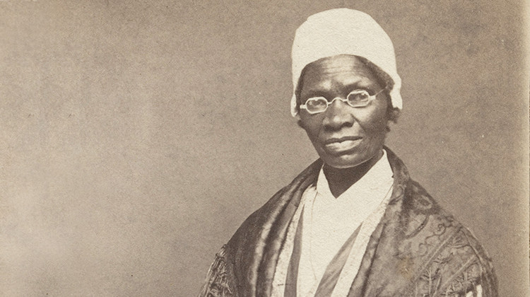 Indiana City To Erect Statue To Honor Sojourner Truth Speech