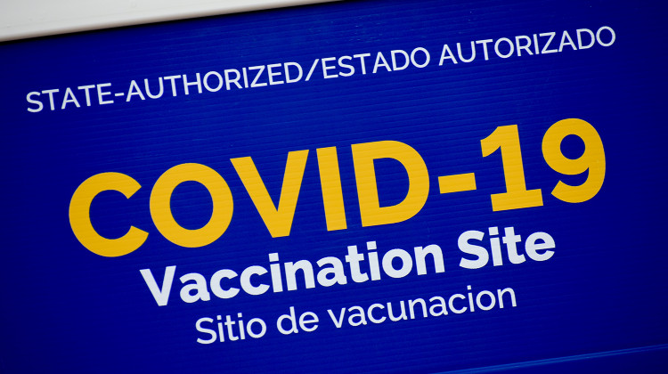 Coronavirus: State Vaccine Clinics To Take Walk-Ins, New Lawsuits For Emergency Powers