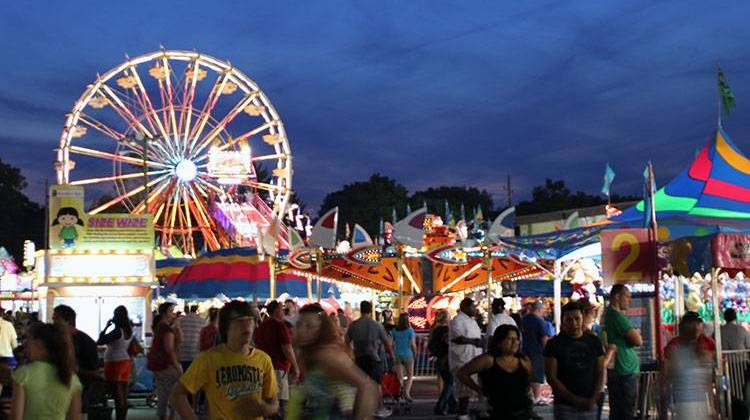 Indiana State Fair Returning After 2020 Pandemic Cancelation