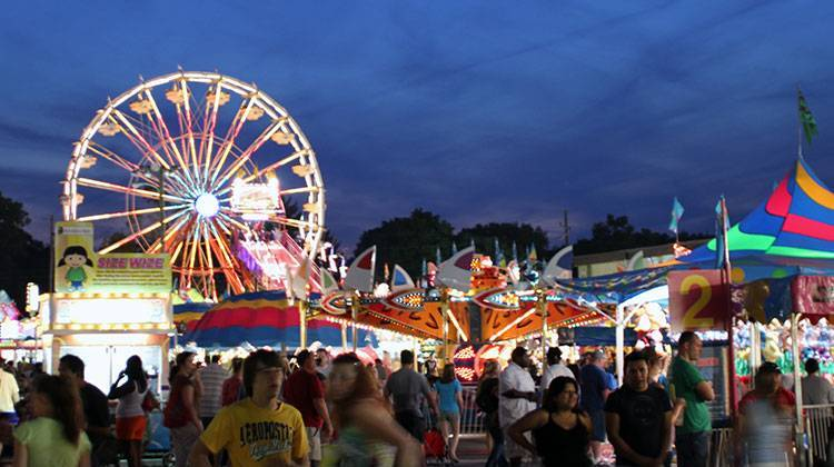 """Fairgoers to Celebrate the 2019 Indiana State Fair """"Heroes"""