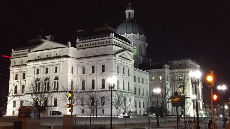Weekly Statehouse Update: 'Historic' Police Reform, Holcomb Unveils Budget Proposal