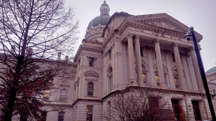 Weekly Statehouse Update: Holcomb's Teacher Pay Plan, DCS Changes