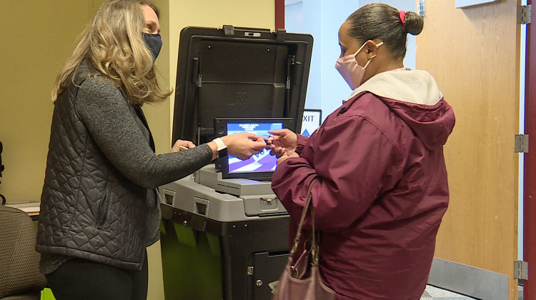 Indiana Crosses 3 Million-Voter Mark For Record Turnout In 2020 General Election