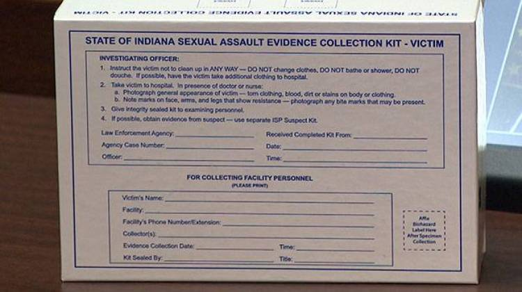 Audit Shows More Than 2,500 Sexual Assault Kits Untested