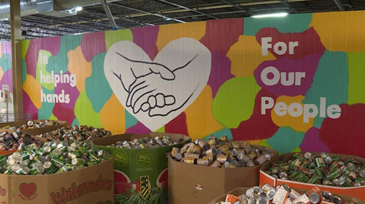 More Diversity Needed For Immigrant Families At Pantries