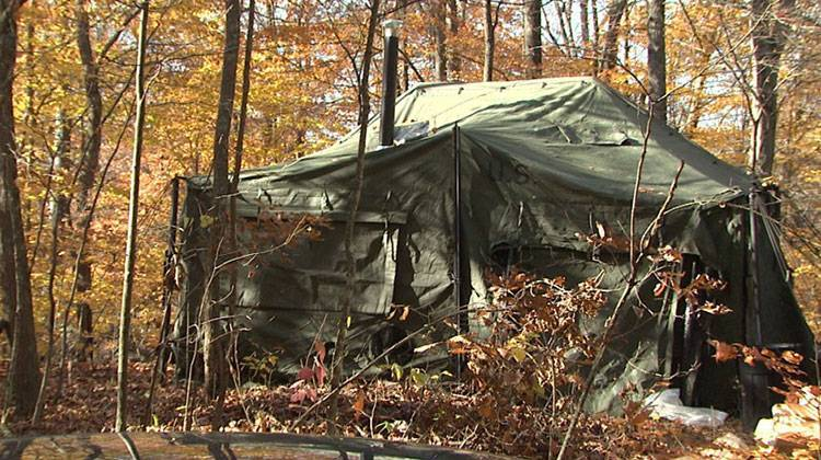 Save Yellowwood Group Camps Out In Protest Of Timber Auction